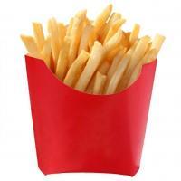 200 грамм картофеля-фри